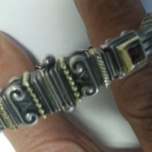 I have more Designer Jewelry in my Closet